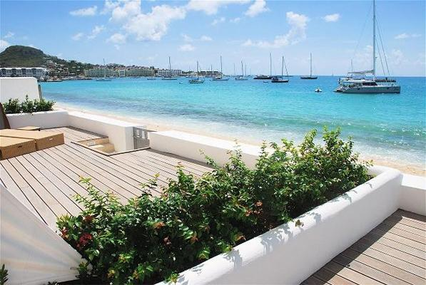 AQUALINA 102...Face the gorgeous Caribbean Sea along one of St. Maartens - Image 1 - Simpson Bay - rentals