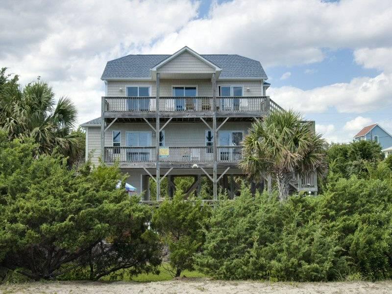 Brown & Barefoot - Image 1 - Emerald Isle - rentals