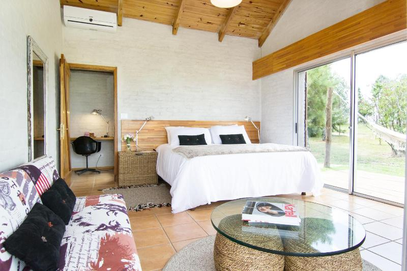 Rustic 1 Bedroom Room Part of Larger Complex in Jose Ignacio - Image 1 - Jose Ignacio - rentals
