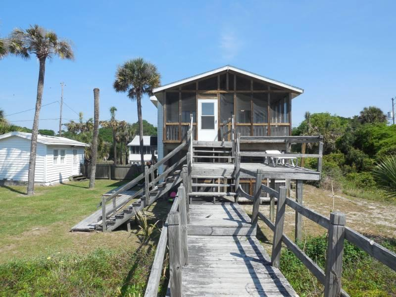 Sand Castle - Sand Castle - Folly Beach, SC - 3 Beds BATHS: 2 Full - Folly Beach - rentals
