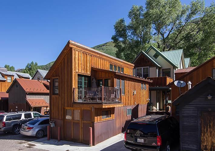 Lovely Town Of Telluride 1 Bedroom Condo - WP542 - Image 1 - Telluride - rentals