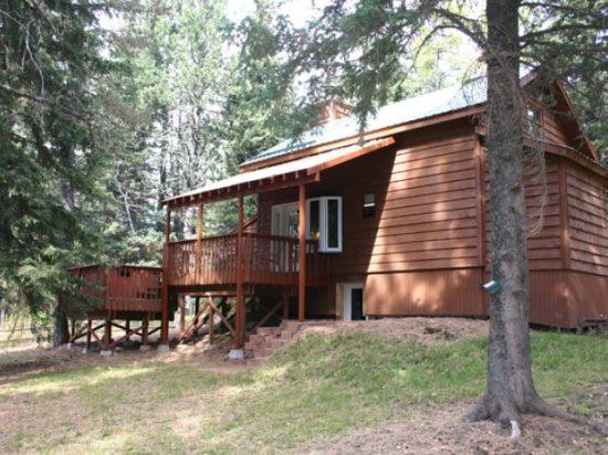 Trail Mountain Cabin - Image 1 - Lead - rentals