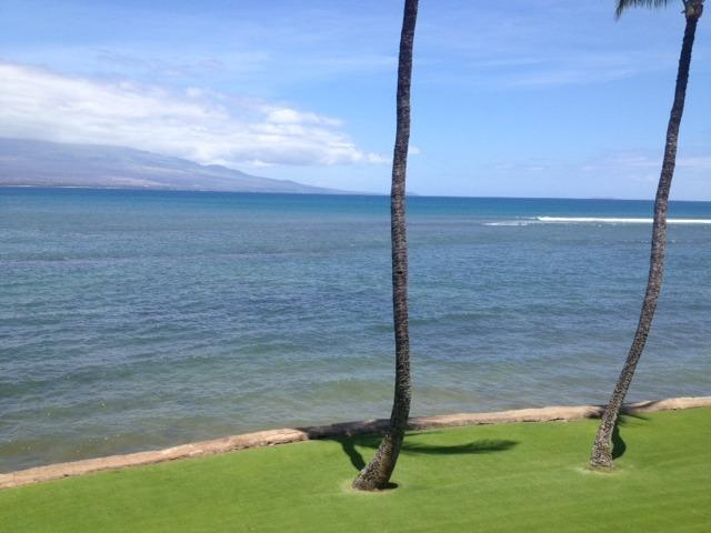 View from the lanai - Three Bedroom Beauty! - Maalaea - rentals