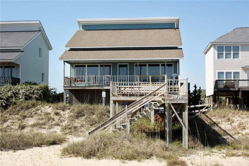Great Escape 1915 East Beach Drive - Image 1 - Oak Island - rentals