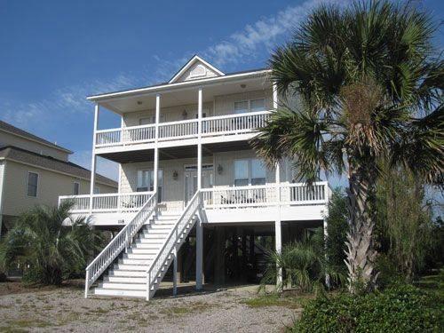 A Little Palm 118 SE 71st Street - Image 1 - Oak Island - rentals
