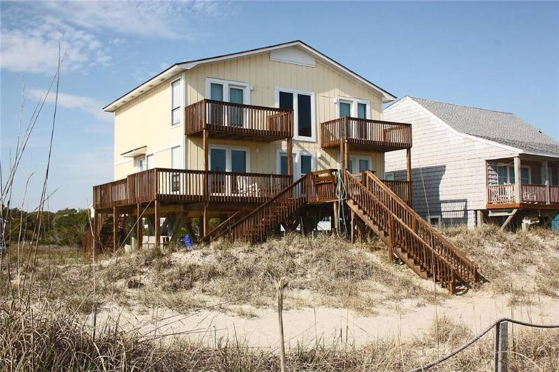 Sea Change  129 West Beach Drive - Image 1 - Oak Island - rentals