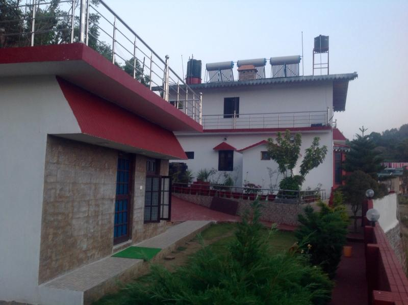 View of cottage - Lake Pleasant Cottage - Nainital - rentals