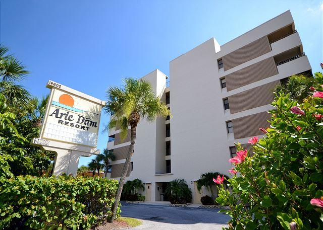 Arie Dam 403 - Gorgeous, Updated Gulf Front Condo with New Kitchen and Baths! - Image 1 - Madeira Beach - rentals