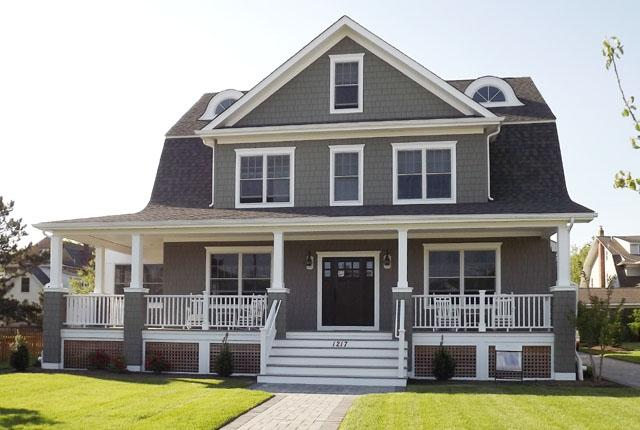 New Home 5 Bdrm 4 Bath One Block to Beach 123530 - Image 1 - Cape May - rentals