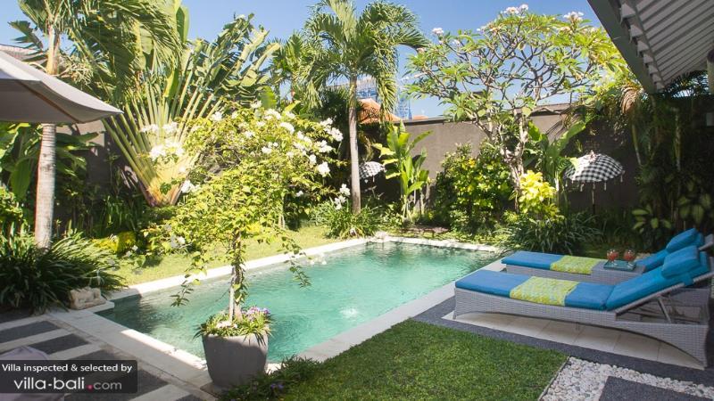 Villa Irma, 3 bdr villa in the heart of Seminyak - Image 1 - Seminyak - rentals