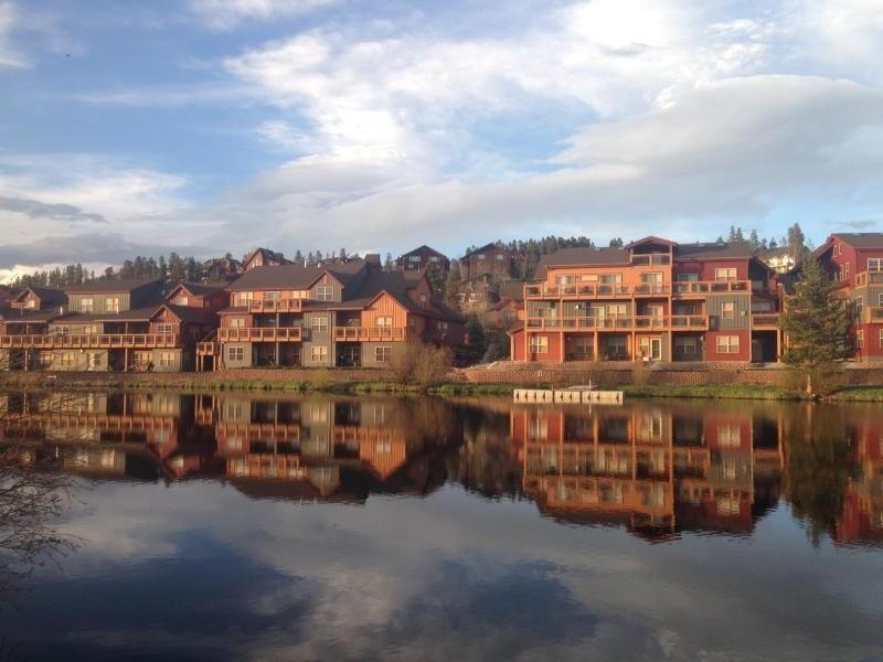 Waterside West Townhome Condo - 3 Bedroom with Fan - Image 1 - Fraser - rentals