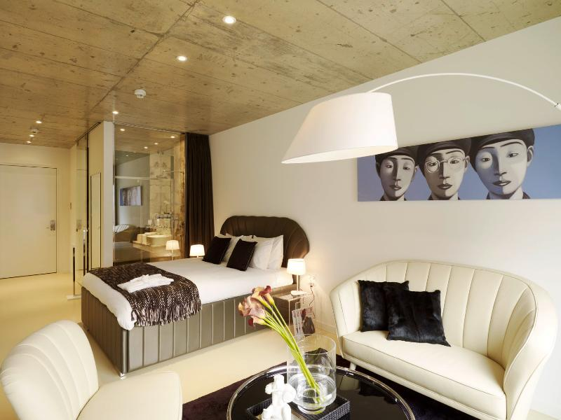 STYLED JUNIOR STUDIO APARTMENT WOLFRAMPLATZ - Image 1 - Zurich - rentals