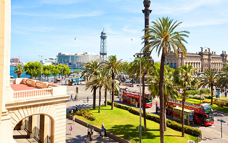 By Ramblas! - COLUMBUS RAMBLAS, UP TO 11! - Barcelona - rentals