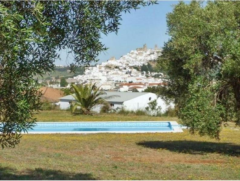 Enchanting bungalow in Arcos de la Frontera, Cadiz, with air-conditioning, pool - Image 1 - Arcos de la Frontera - rentals