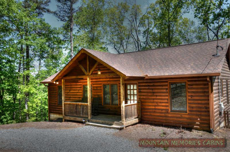 Gilead's Balm Cabin - Gileads Balm, Two bedroom Coosawattee, Hot tub - Ellijay - rentals