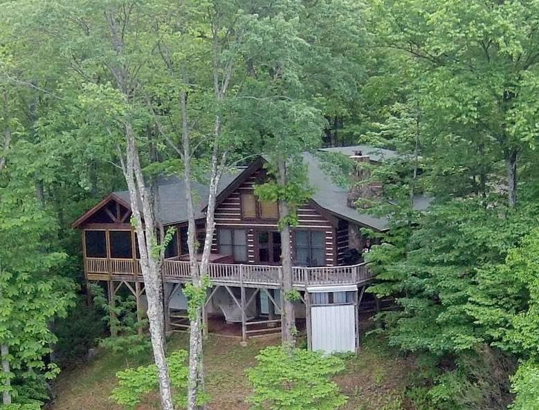 Horseshoe Knoll - Image 1 - Boone - rentals
