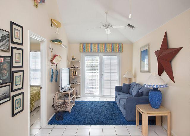 Shipyard Unit 2 Bedroom 2 Bathroom in Truman Annex - Image 1 - Key West - rentals