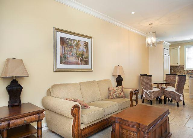 30 night Minimum Stay Heart of Historic downtown 204  2 bed 2 1/2 Bath - Image 1 - Key West - rentals