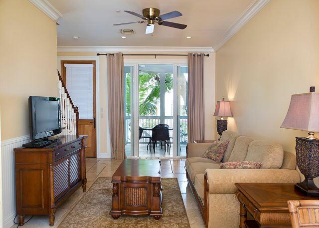 30 night Minimum Stay Heart of Historic downtown  206 2 bed 2 1/2 Bath - Image 1 - Key West - rentals