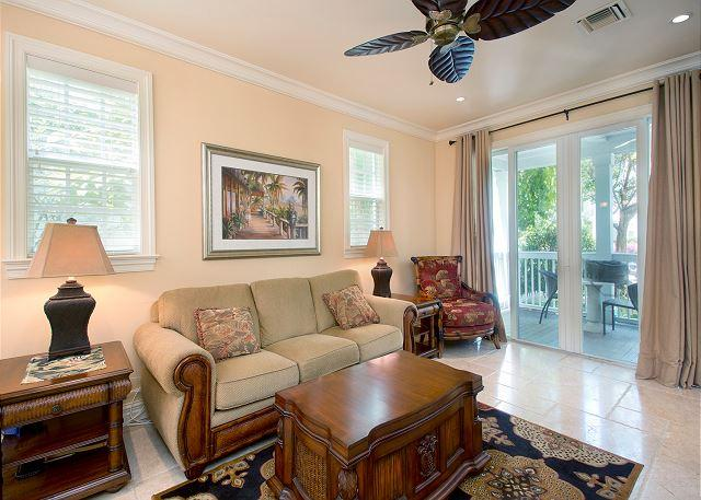 30 night Minimum Stay Heart of Historic downtown 214 2 bed 2 1/2 Bath - Image 1 - Key West - rentals
