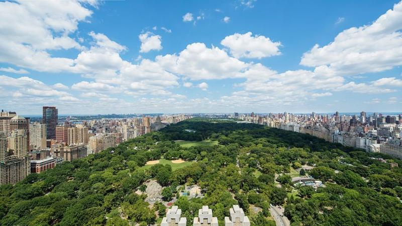 Unobstructed Central Park Views 2 BR Essex House - Image 1 - New York City - rentals