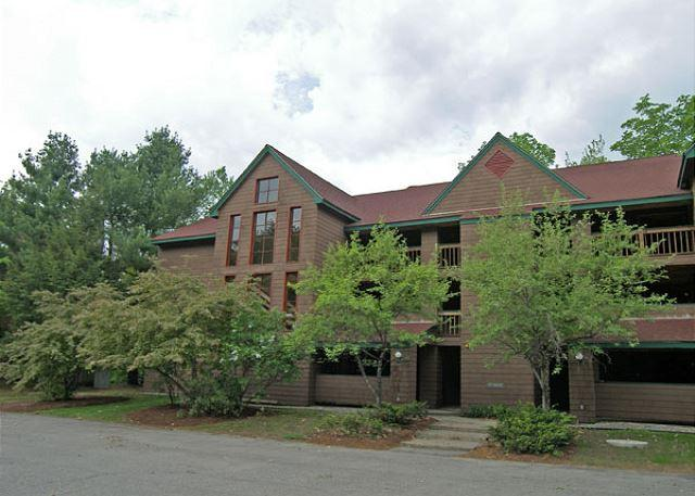 Exterior of Unit - D0226- Managed by Loon Reservation Service - NH M&R:056365/Business ID:659647 - North Woodstock - rentals