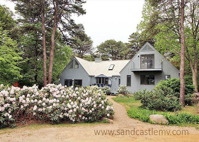 Lovely water views of Sengekontacket Pond - Image 1 - Oak Bluffs - rentals