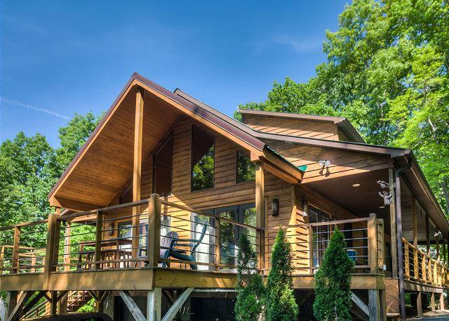 White Wolf Cabin - Image 1 - Swannanoa - rentals