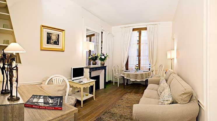 Vacation Rental at Rue du Dragon in St. Germain - Image 1 - Paris - rentals