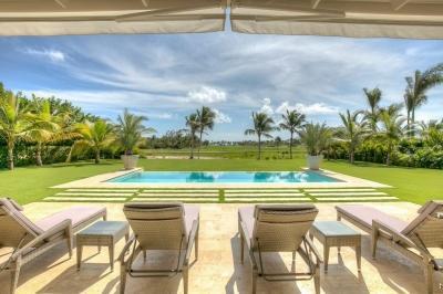 Lovely 6 Bedroom Villa in Arrecife - Image 1 - Punta Cana - rentals