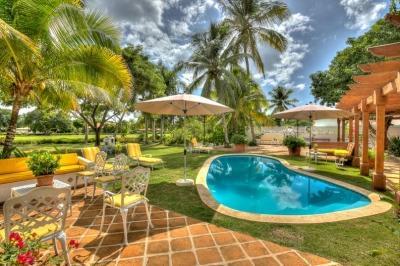Fantastic 6 Bedroom Villa in Casa de Campo - Image 1 - La Romana - rentals