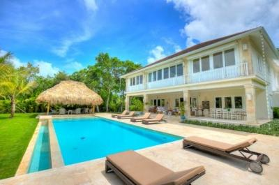 Radiant 4 Bedroom Villa in Punta Cana - Image 1 - Punta Cana - rentals