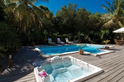 Extravagant 3 Bedroom Villa in Terres Basses - Image 1 - Plum Bay - rentals