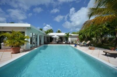 Wonderful 4 Bedroom Villa in Terres Basses - Image 1 - Baie Rouge - rentals