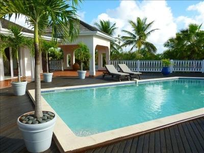 3 Bedroom Villa with Pool in Orient Bay - Image 1 - Orient Bay - rentals