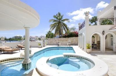 Magical 3 Bedroom Villa in Pointe Pirouette - Image 1 - Maho - rentals