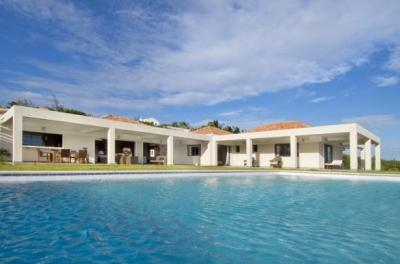 Charming 6 Bedroom Villa in Red Pond Bay - Image 1 - Dawn Beach - rentals
