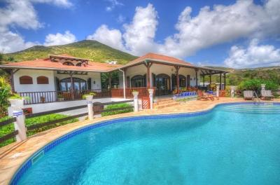 Tremendous 6 Bedroom Villa in Guana Bay - Image 1 - Guana Bay - rentals
