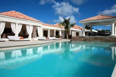 Amazing 4 Bedroom Villa in Terres Basses - Image 1 - Terres Basses - rentals