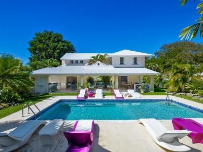 Extraordinary 4 Bedroom Villa on Gibbes Beach - Image 1 - Gibbs Bay - rentals