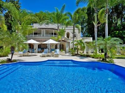 Lovely 5 Bedroom Villa on Gibbes Beach - Image 1 - Gibbes - rentals
