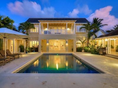 Elegant 5 Bedroom Villa in Sandy Lane - Image 1 - Sandy Lane - rentals