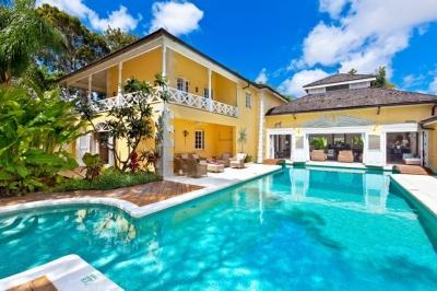Enormous 7 Bedroom Villa in Sandy Lane - Image 1 - Sandy Lane - rentals