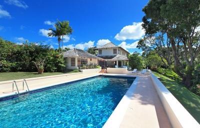 Beautiful 4 Bedroom Villa in Sandy Lane - Image 1 - Sandy Lane - rentals