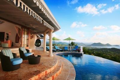 Amazing 4 Bedroom Villa in Gros Islet - Image 1 - Gros Islet - rentals