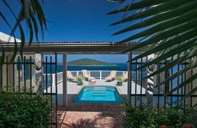 Elegant 3 Bedroom Villa in Mahogany Run - Image 1 - Mahogany Run - rentals