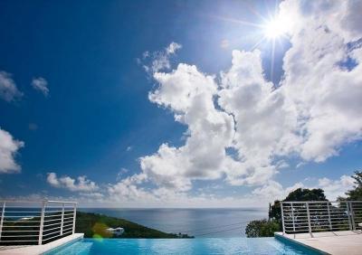 Amazing 4 Bedroom Villa in St. Thomas - Image 1 - Saint Thomas - rentals