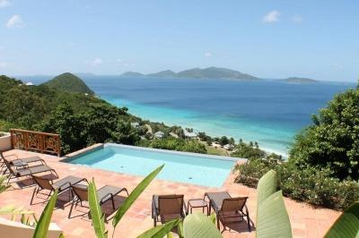 Delightful 3 Bedroom Villa on Tortola - Image 1 - Tortola - rentals
