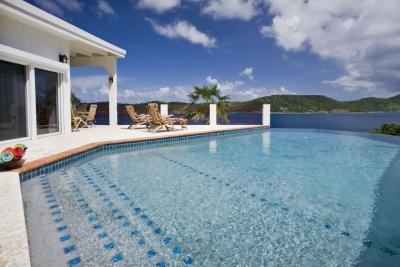 Magnificent 6 Bedroom Villa on St. Thomas - Image 1 - Saint Thomas - rentals