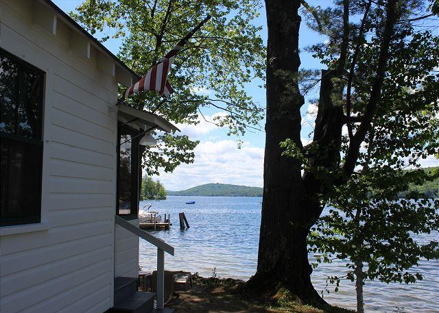 So Close to Lake Winnipesaukee You Can Hear the Fish Jump (WIL99W) - Image 1 - Meredith - rentals